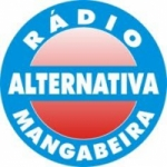 Logo da emissora Rádio Web Mangabeira