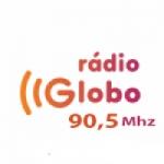 Logo da emissora Rádio Globo 90.5 FM