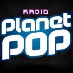 Logo da emissora Rádio Planet Pop