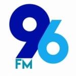 Logo da emissora 96 FM RJ