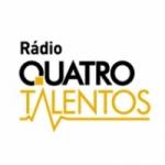 Logo da emissora Rádio 4 Talentos
