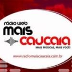 Logo da emissora Rádio Web Mais Caucaia