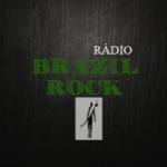 Logo da emissora Rádio Brazil Rock