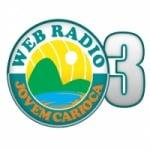 Logo da emissora Rádio Jovem Carioca 3