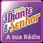 Logo da emissora Geração Diante do Senhor