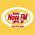 Logo da emissora Rádio Nova 94.9 FM
