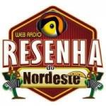 Logo da emissora Rádio Resenha do Nordeste