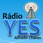 Logo da emissora Rádio Yes