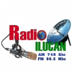 Logo da emissora Radio Ilucán 740 AM
