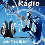 Logo da emissora Rádio Som Mais