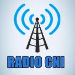 Logo da emissora Rádio CNI
