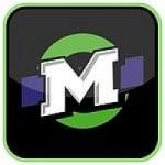 Logo da emissora Radio La Mega 93.1 FM