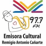 Logo da emissora Radio Emisora Cultural RAC 97.7 FM