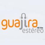 Logo da emissora Radio Guajira Estéreo 107.3 FM