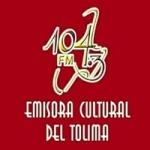 Logo da emissora Radio Emisora Cultural del Tolima 104.3 FM
