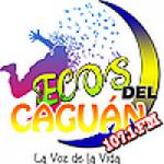 Logo da emissora Radio Ecos del Caguan 107.1 FM