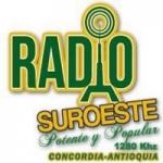 Logo da emissora Radio Suroeste 1280 AM