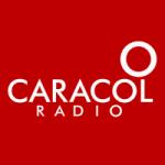 Logo da emissora Caracol Radio 104.0 FM