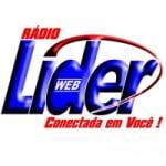 Logo da emissora Rádio Líder Web