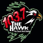 Logo da emissora KMHK 95.5 FM