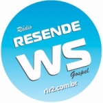 Logo da emissora Rádio Resende WS Gospel