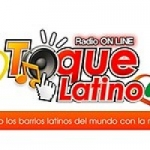 Logo da emissora Radio Toque Latino