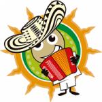 Logo da emissora Radio Parranda Vallenata