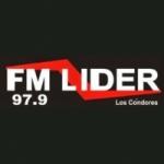 Logo da emissora Radio Líder 97.9 FM