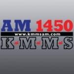 Logo da emissora KMMS 1450 AM