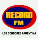 Logo da emissora Radio Record 104.5 FM