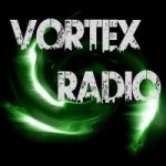 Logo da emissora Radio Vortex Virtual