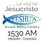 Logo da emissora Radio La Voz De Jesucristo 1530 AM