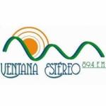 Logo da emissora Radio Ventana Estéreo 89.4 FM
