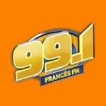 Logo da emissora Rádio Francês 99.1 FM