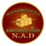 Logo da emissora N.A.D Web Rádio