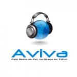 Logo da emissora Web Rádio Aviva