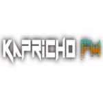 Logo da emissora Radio Kapricho FM