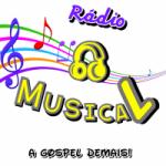 Logo da emissora Rádio Musical