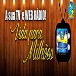 Logo da emissora Rádio e TV Vida