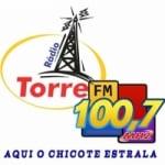 Logo da emissora Rádio Torre 100.7 FM