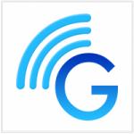 Logo da emissora Rádio Guabiruba 98.3 FM