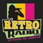 Logo da emissora Radio La Retro
