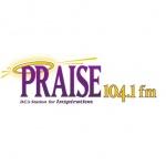 Logo da emissora Radio WPRS 104.1 FM