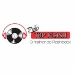 Logo da emissora Rádio Top Flash