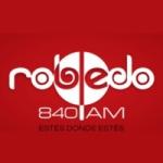 Logo da emissora Radio Robledo 1580 AM