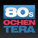 Logo da emissora Radio Ochentera