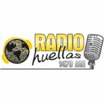 Logo da emissora Radio Huellas 1470 AM