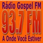 Logo da emissora Rádio Gospel 93.7 FM
