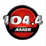 Logo da emissora Radio Amor Estéreo 96.3 FM