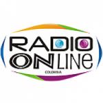 Logo da emissora Radio Online Colombia